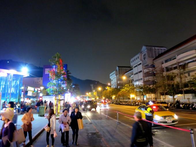 原田陽平の台湾旅行|台湾土林夜市2