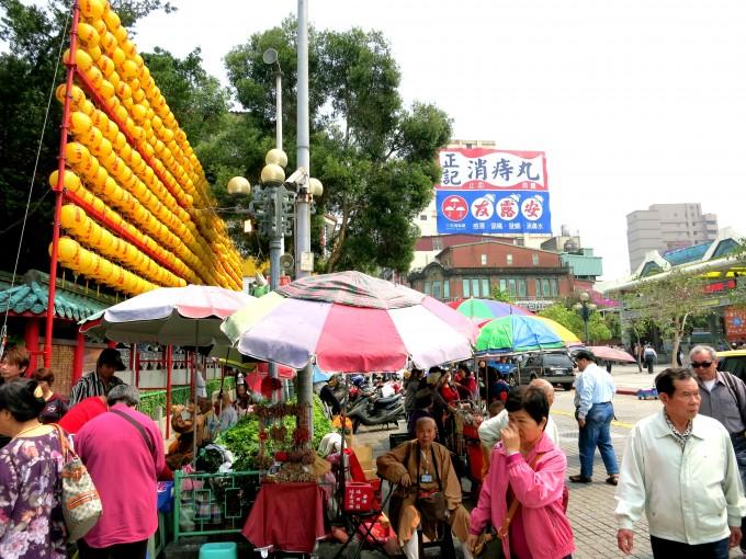 台湾旅行写真|原田陽平台湾旅行記