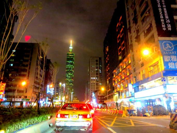 台北欣葉101レストラン2|原田陽平台湾旅行記