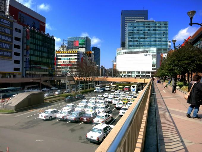 仙台の風景4|原田陽平旅行記
