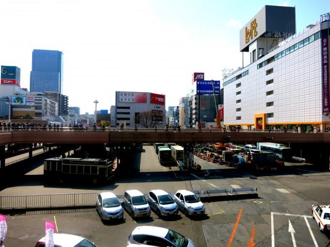 仙台の風景5|原田陽平旅行記