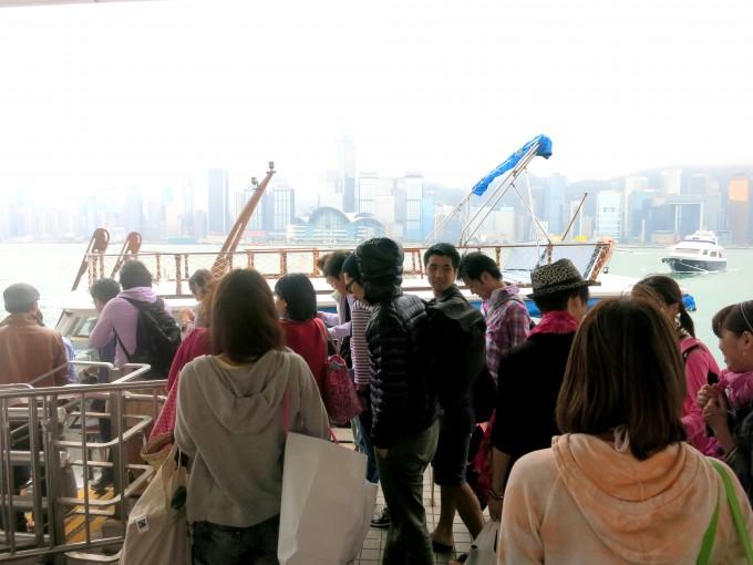 香港ボートパーティー|原田陽平の香港生活