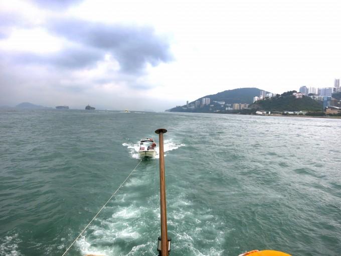 香港ボートパーティー3|原田陽平の香港生活