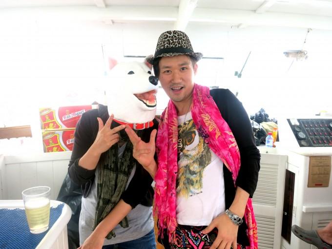 香港ボートパーティー5|原田陽平の香港生活