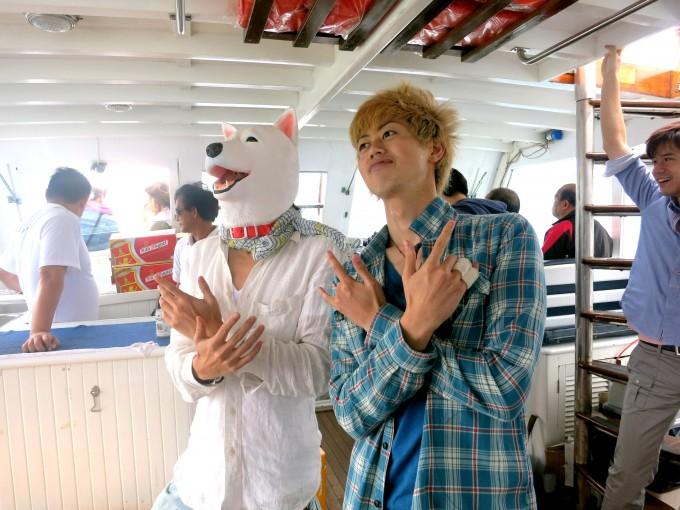 香港ボートパーティー6|原田陽平の香港生活
