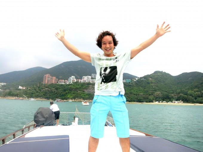 香港ボートパーティー9|原田陽平の香港生活