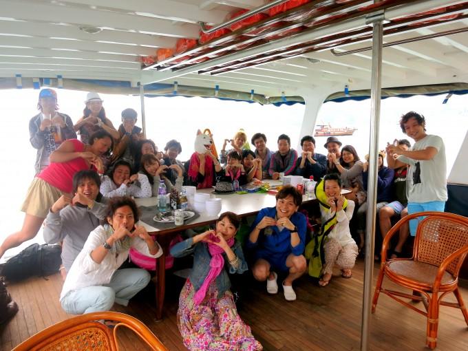 香港ボートパーティー10|原田陽平の香港生活