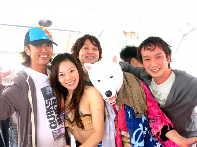 香港ボートパーティー13|原田陽平の香港生活