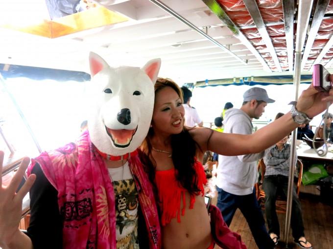 香港ボートパーティー14|原田陽平の香港生活