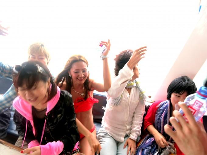 香港ボートパーティー15|原田陽平の香港生活