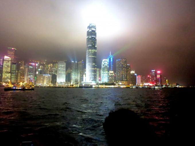 香港ボートパーティー17|原田陽平の香港生活