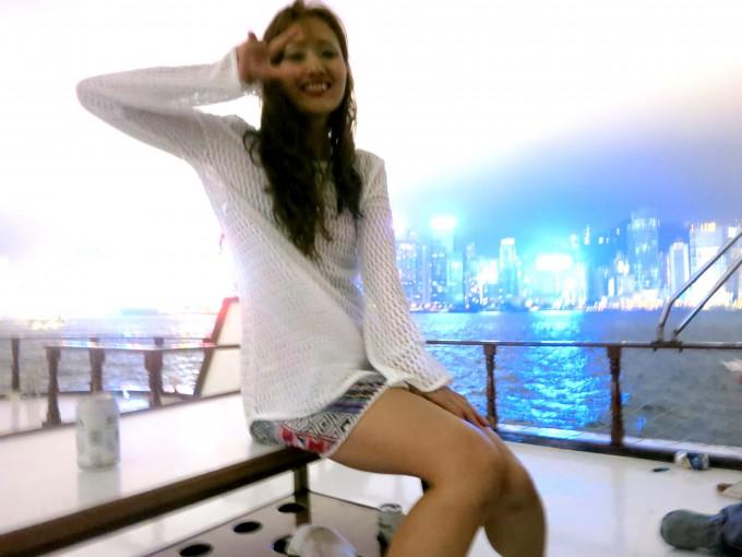 香港ボートパーティー21|原田陽平の香港生活