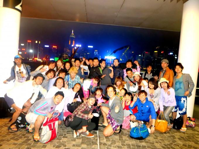 香港ボートパーティー24|原田陽平の香港生活