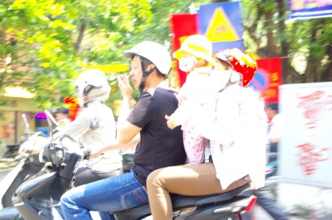 ベトナムのバイク10|原田陽平旅行記