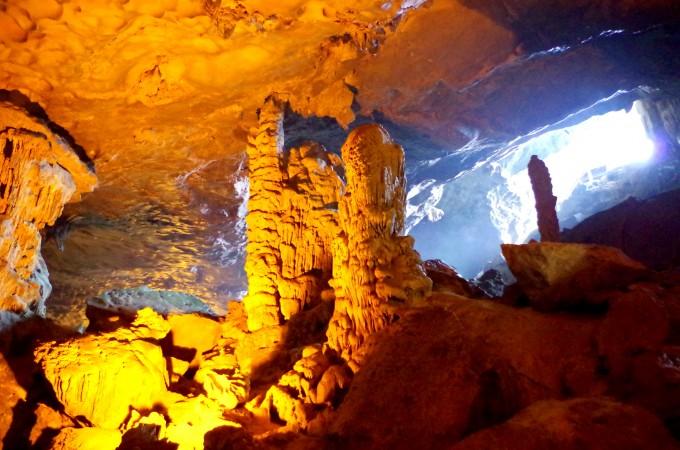 ハロン湾の洞窟4|原田陽平旅行記