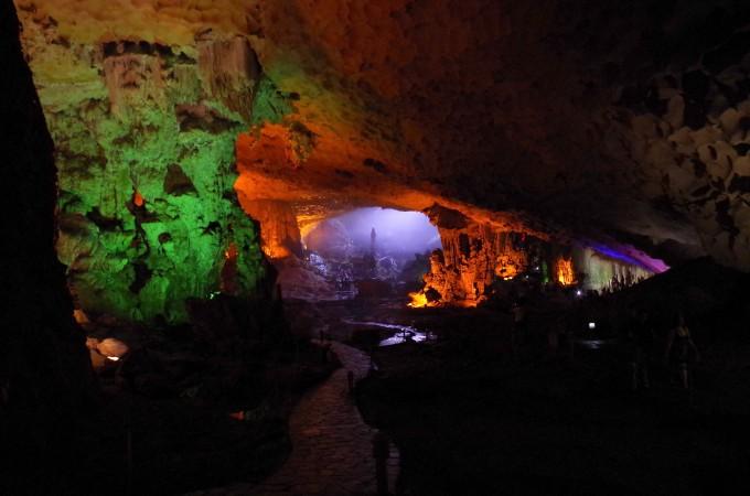 ハロン湾の洞窟9|原田陽平旅行記