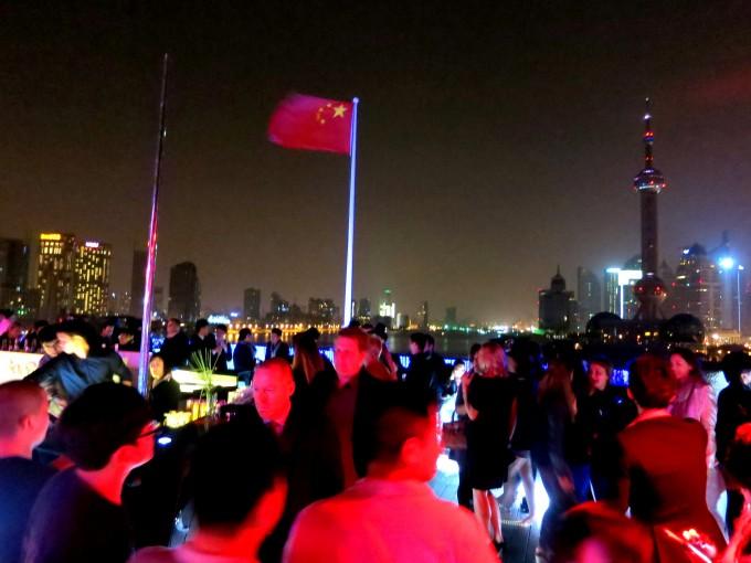 上海最先端クラブBarRouge5|原田陽平旅行記