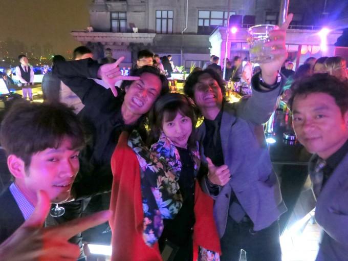 上海最先端クラブBarRouge18|原田陽平旅行記