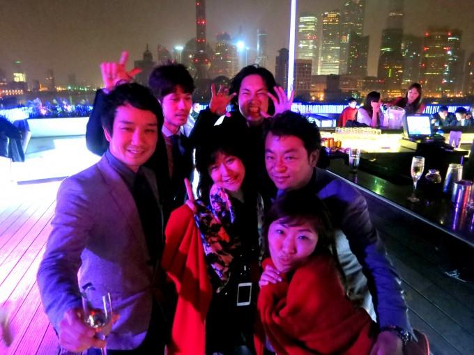 上海最先端クラブBarRouge19|原田陽平旅行記