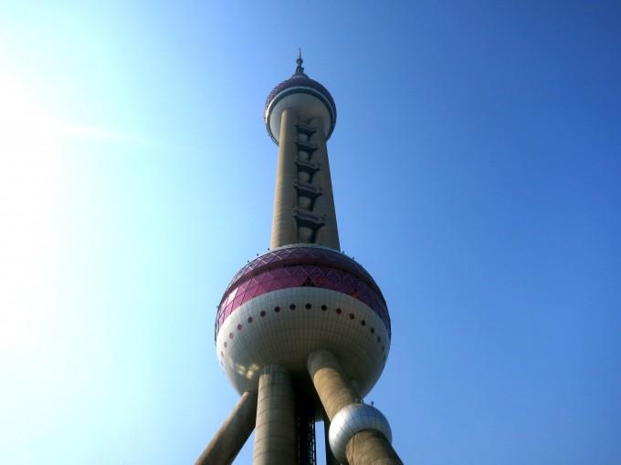 上海タワー|原田陽平の旅行記