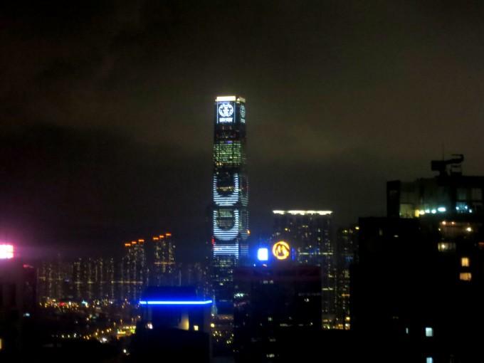 香港ICCビル2|原田陽平の香港生活