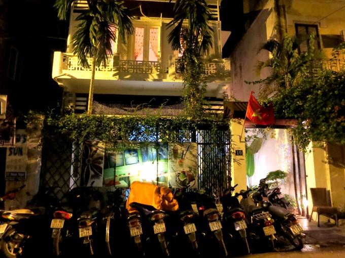 ベトナムのバイク|原田陽平旅行記