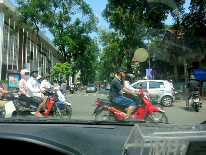 ベトナムのバイク3|原田陽平旅行記