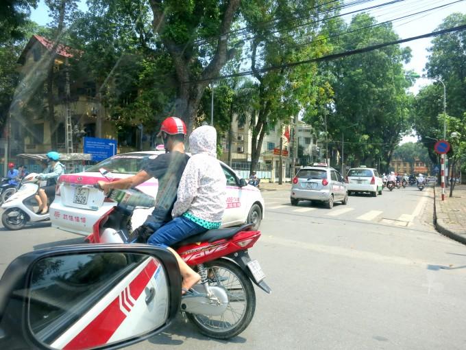 ベトナムのバイク4|原田陽平旅行記