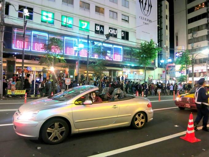 原田陽平のデュアルライフ|ハロウィーンパーティ@シャングリラホテル8