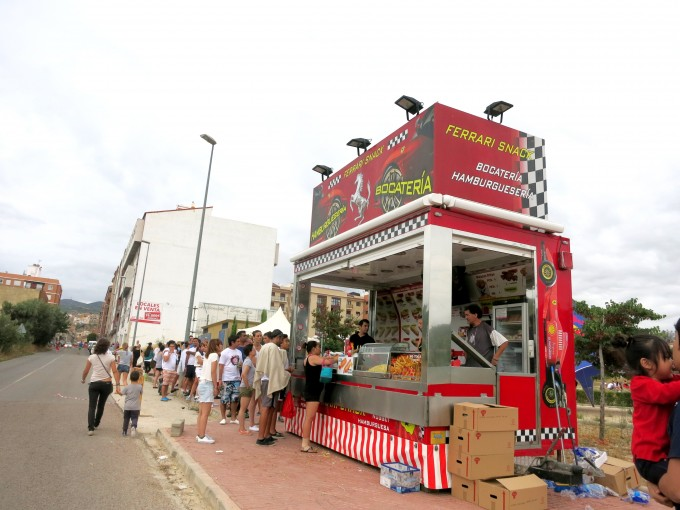 原田陽平のデュアルライフ|スペインのトマト祭り2