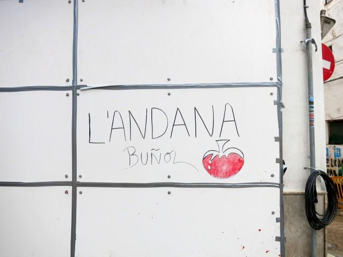 原田陽平のデュアルライフ|スペインのトマト祭り23