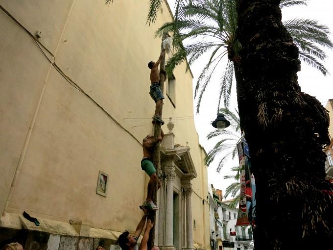原田陽平のデュアルライフ|スペインのトマト祭り24